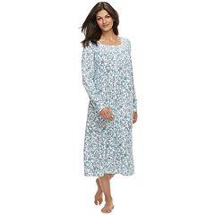 Women's Croft & Barrow® Long Pintuck Nightgown
