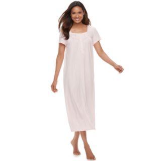 Women's Croft & Barrow® Pintuck Nightgown
