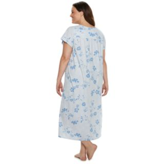 Plus Size Croft & Barrow® Pintuck Nightgown