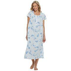 Petite Croft & Barrow® Pintuck Nightgown
