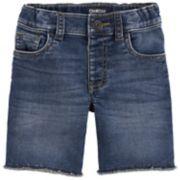 Toddler Boy OshKosh B'gosh® Raw Hem Denim Shorts