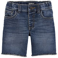 Toddler Boy OshKosh B'gosh® Raw Hem Denim Shorts