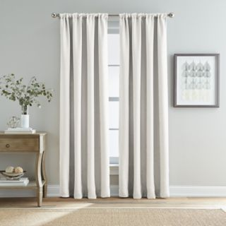 Mayfair 1-Panel Room Darkening Window Curtain