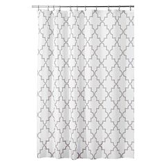 Interdesign Moroccan Trellis Shower Curtain