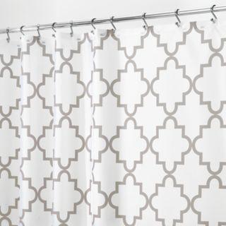 Interdesign Moroccan Trellis Shower Curtain