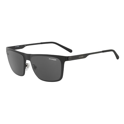 Arnette Back Side AN3076 56mm Rectangle Sunglasses