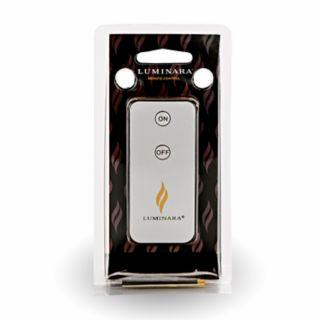 Luminara Flameless LED Candle On/Off Remote