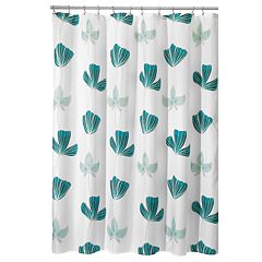Interdesign Ava Floral Shower Curtain