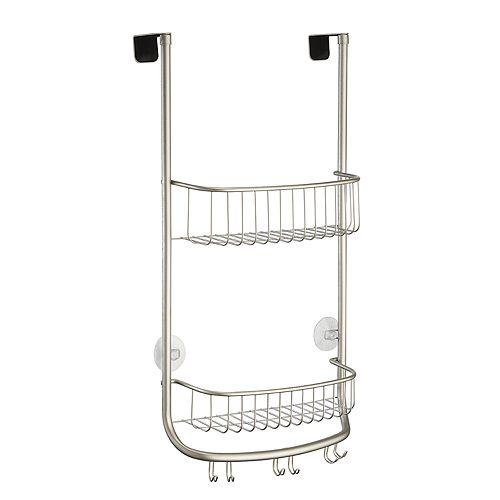 Interdesign Forma Over the Door Shower Caddy