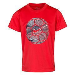 Boys 4-7 Nike Soccer Ball Dri-FIT Graphic Tee