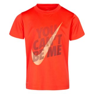 "Boys 4-7 Nike Swoosh ""You Can't Be Me"" Graphic Tee"