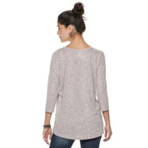 Juniors' SO® Cozy Tunic