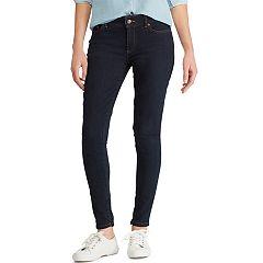 Women's Chaps Straight-Leg Jeans