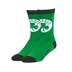 Adult 47 Brand Boston Celtics Colorblocked Crew Sock