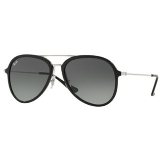 Ray-Ban RB4298 57mm Aviator Gradient Sunglasses