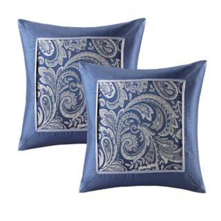 Madison Park Whitman Jacquard 2-piece Throw Pillow Set