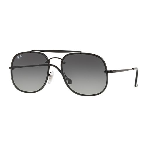 Ray-Ban RB3583 58mm Square Gradient Sunglasses