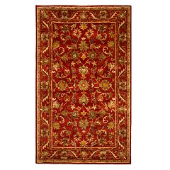 Safavieh Antiquity Jackie Framed Floral Wool Rug