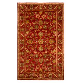 Safavieh Antiquity Jackie Framed Floral Wool Rug