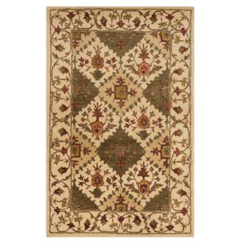 Safavieh Antiquity Pilar Framed Floral Wool Rug - 2' x 3'