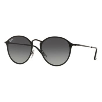 Ray-Ban Blaze RB3574 59mm Round Gradient Sunglasses