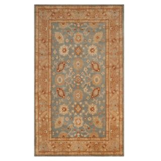 Safavieh Antiquity Lexie Framed Floral Wool Rug