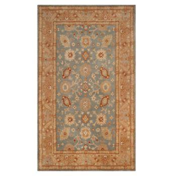 Safavieh Antiquity Lexie Framed Floral Wool Rug