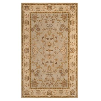 Safavieh Antiquity Suzanne Framed Floral Wool Rug