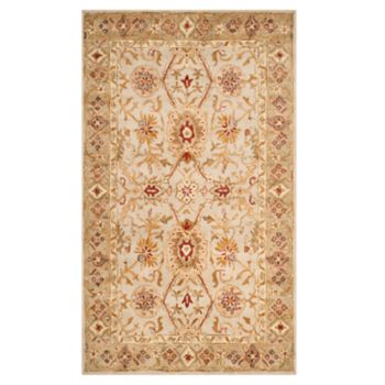 Safavieh Antiquity Lisa Framed Floral Wool Rug