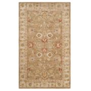 Safavieh Antiquity Dorrie Framed Floral Wool Rug