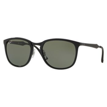 Ray-Ban RB4299 56mm Square Polarized Sunglasses