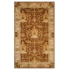 Safavieh Antiquity Shannon Framed Floral Wool Rug