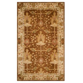 Safavieh Antiquity Shannon Framed Floral Wool Rug