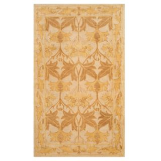 Safavieh Antiquity Kallie Framed Floral Wool Rug