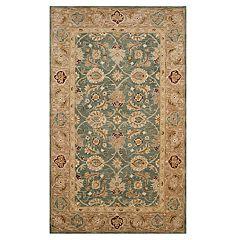 Safavieh Antiquity Elizabeth Framed Floral Wool Rug