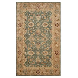Safavieh Antiquity Elizabeth Framed Floral Wool Rug