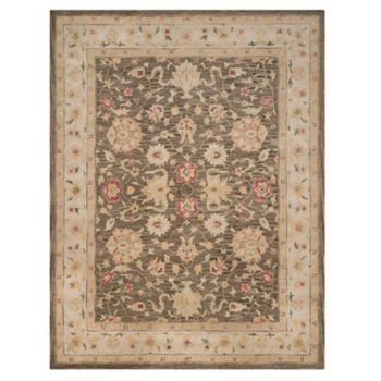 Safavieh Antiquity Marilyn Framed Floral Wool Rug