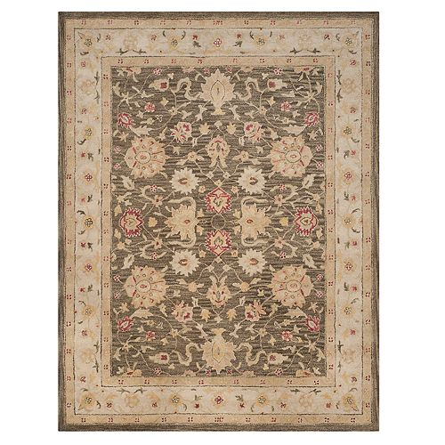 Safavieh Antiquity Marilyn Framed Floral Wool Rug
