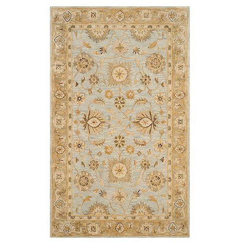 Safavieh Antiquity Kylie Framed Floral Wool Rug
