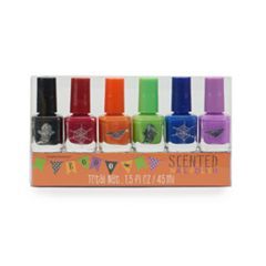 Simple Pleasures Spooky Treats Scented 6-pc. Nail Polish Set