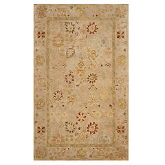 Safavieh Antiquity Yasmeen Framed Floral Wool Rug