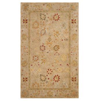 Safavieh Antiquity Yasmeen Framed Floral Wool Rug