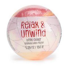 Simple Pleasures 'Relax & Unwind' Bone Chiller Bath Fizzer