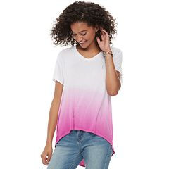 Juniors' Grayson Threads Relaxed V-Neck Tee