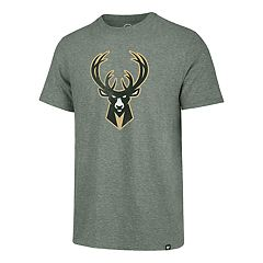 Men's '47 Brand Milwaukee Bucks Match Tee