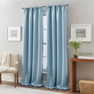 Window Curtainworks 1-Panel Thermal Formosa Window Curtain