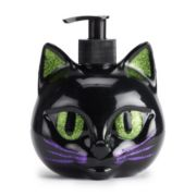 Simple Pleasures Glittery Black Cat Hand Soap