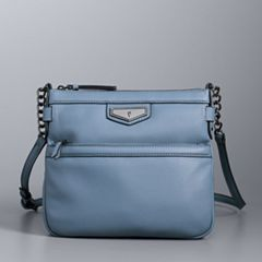 Simply Vera Vera Wang Erie Crossbody Bag