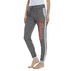 Women's Walkoff Cleveland Browns French Terry Lounge Pants