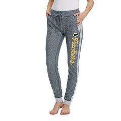 Women's Walkoff Green Bay Packers French Terry Lounge Pants